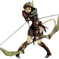 Mithra Ranger artwork.