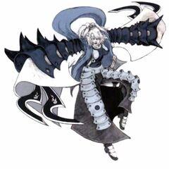 Samurai dressphere concept.