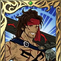 Jecht's Warrior portrait in <i><a href=