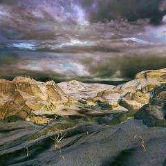 The Sandy Highlands.