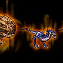 Ultimate+ Giant Lizard & Raptor.