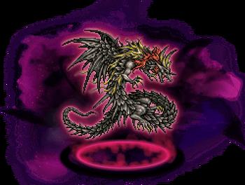 FFRK Abyss Kaiser Dragon