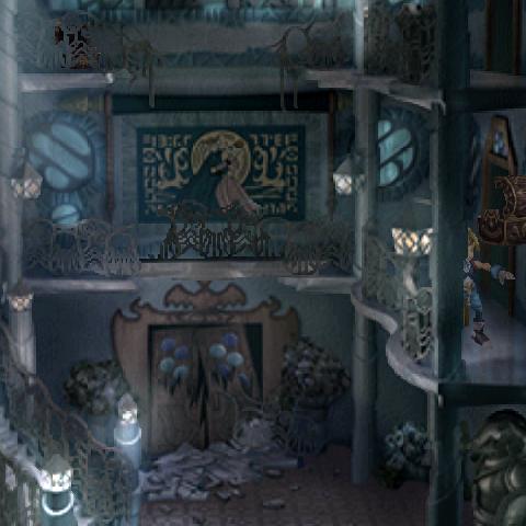 A <i>Final Fantasy IX</i> Mimic reveals itself.