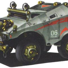 Galbadia Armored Vehicle.