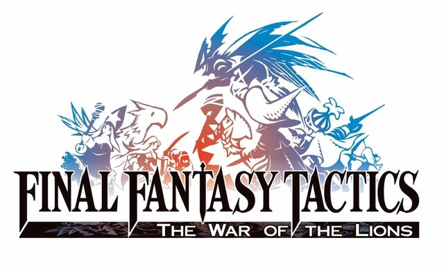 File:Final Fantasy Tactics Lion War logo.jpg