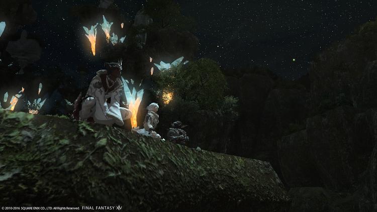 FFXIV 3.4 MSQ - Beneath a Star-filled Sky
