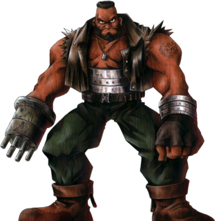 Artwork of Barret by <a href=