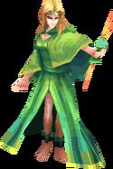 Sorceress ffiv ios