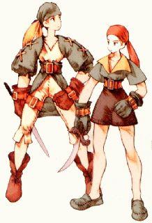 Thief (Tactics) | Final Fantasy Wiki | FANDOM powered by Wikia