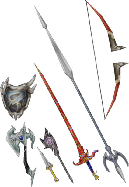 File:Dissidia-FirionWeapons.png