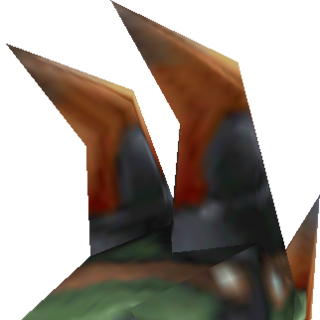 In-game model from <i>Final Fantasy IX</i>.