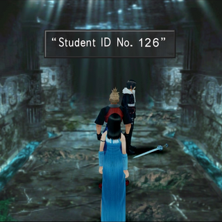 Student ID discovered.