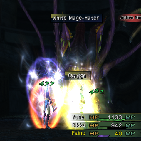 White Mage-Hater.