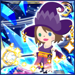 Diamond Dust (Witch) (UR+)