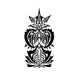 Zeromus's Glyph from <i>Final Fantasy XII</i>.