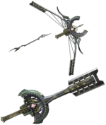 XIII-2 Azrael Weapon