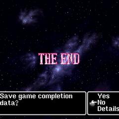 <i>Final Fantasy II Origins</i>.