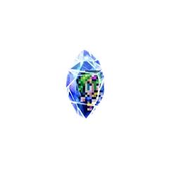 Rydia's Memory Crystal.