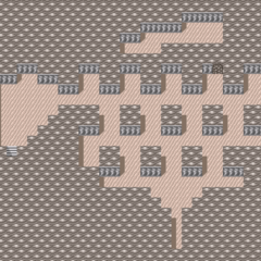 The first basement, second area of Bone Dungeon.