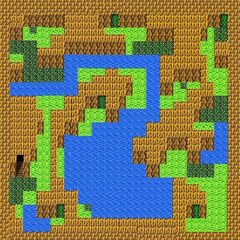 Jade Passage's Second Floor (NES).