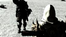 FFXIV Warrior of Darkness