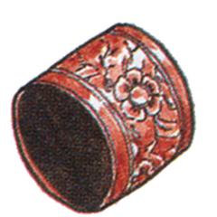 Original art of Bronze Bracers from <i><a href=