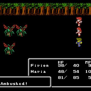 An Ambush attack (NES).
