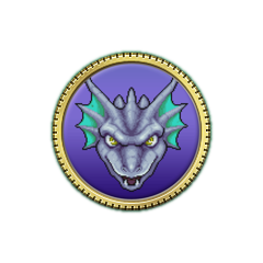 Achievement icon in the iOS version of <i>Final Fantasy V</i>.