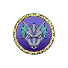 Achievement icon in the iOS version of <i>Final Fantasy V</i>.