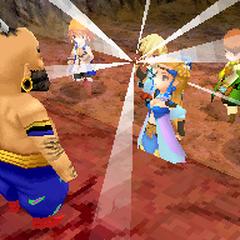 Mythril Ring in <i>Final Fantasy III</i> (DS).