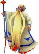 Внешность Раму в версии Final Fantasy III для DS.
