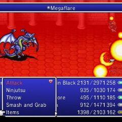 Megaflare (Wii).