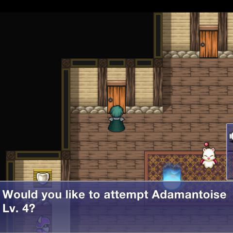 Adamantoise' Door.