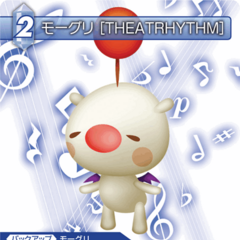 5-143C Moogle [<i>Theatrhythm</i>]