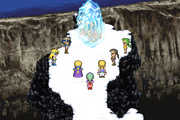 FFVI PC Esper Narshe Cliffs