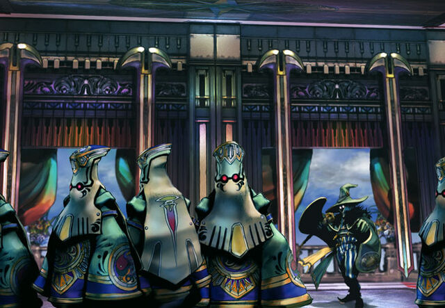 File:Early FFX - Black mage and co.jpg