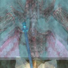 Mateus using Frostwave in <i>Final Fantasy Tactics A2: Grimoire of the Rift</i>.