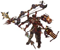 Gilgamesh True Form Type-0