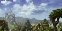 Pinnacle Rocks