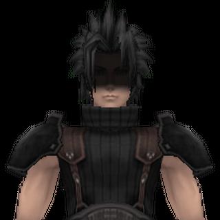 Nero in <i>Crisis Core -Final Fantasy VII-</i>.