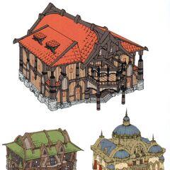 Housing concepts.