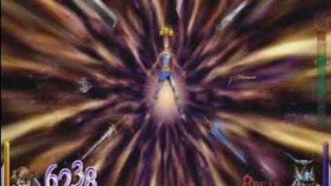 Dissidia Final Fantasy - Bartz's EX Burst