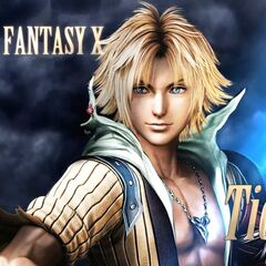 Tidus in the <i>Dissidia Final Fantasy</i> 11.26 trailer.