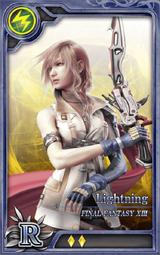 FF13 Lightning R L Artniks