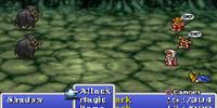 List of Final Fantasy statuses