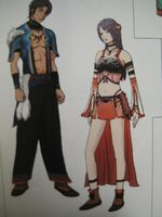 FFXIII-2 NPC Artwork 1