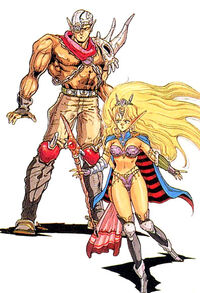 FFLII Mutant Male and Female