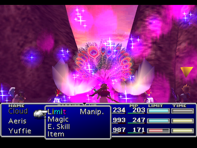 File:FFVII Peacock.png