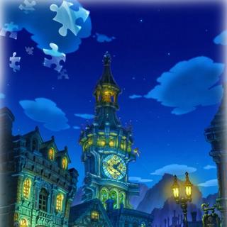 Promotional artwork featuring Chocobo and Raffaello.