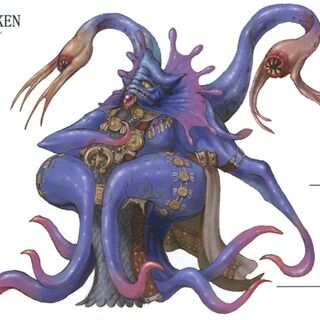 Artwork of Kraken in <i><a href=